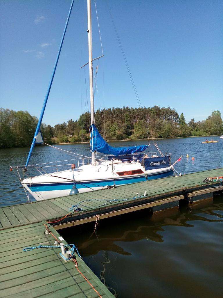 jacht pełnomorski jeanneau guillard r1979