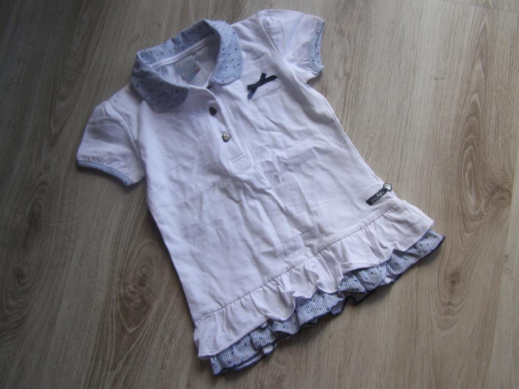 Cocorillo__ śliczna biała bluzeczka__ 116
