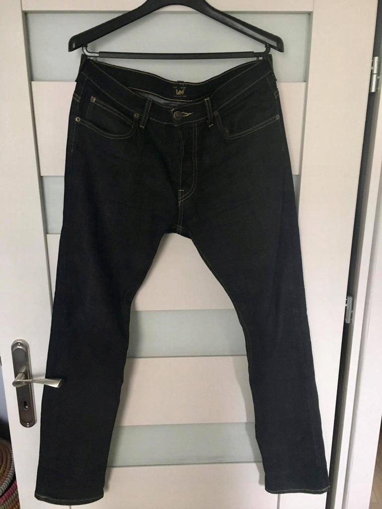 Lee Powell, rurki, 33/32,mocny jeans.