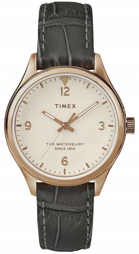 Zegarek Timex, TW2R69600, Damski WATERBURY CLASSIC