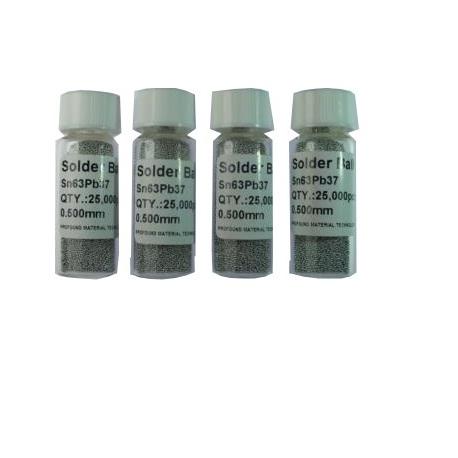 KULKI BGA reballing 0,50mm Sn63Pb37 25tyś PB