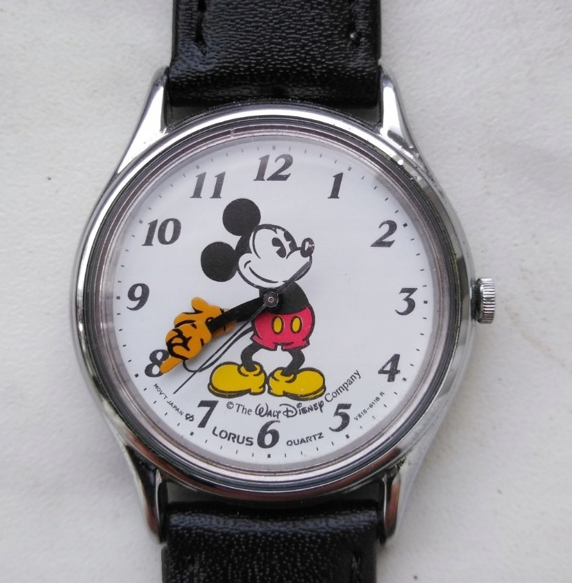 Lorus Zegarek Disney Myszka Miki Mouse