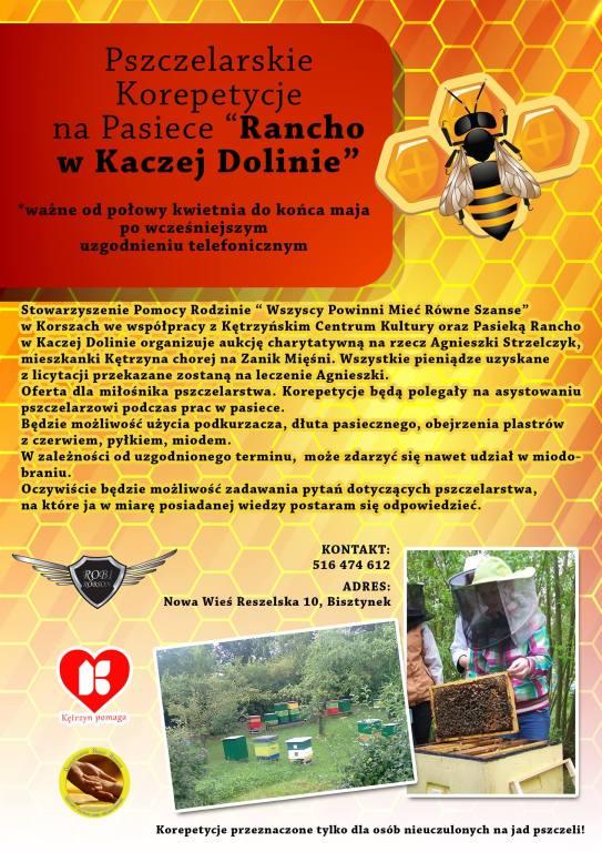 Pszczelarskie korepetycje