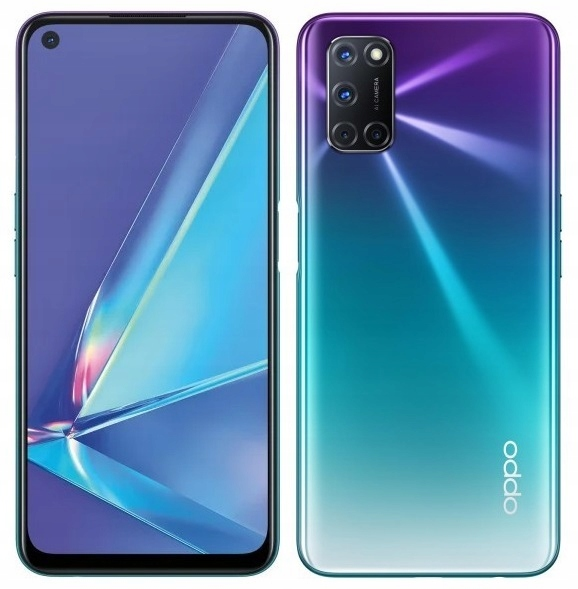 OPPO A72 4/128 DualSIM NFC LTE fioletowy