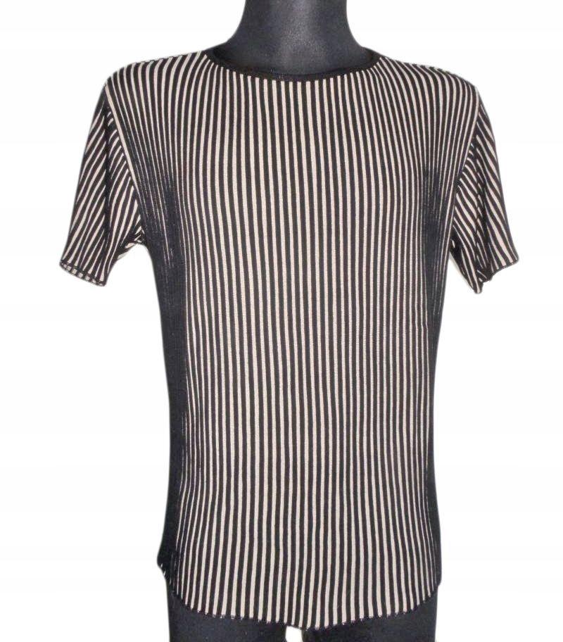 TERRANOVA męski shirt bluzka knit dzianina r. L