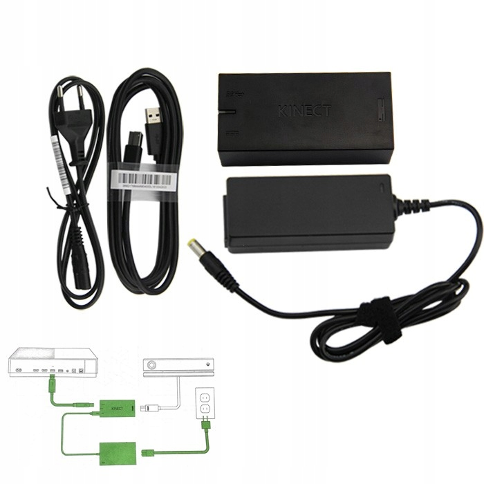 Adapter kontrolera Kinect konsola Xbox One S X PC