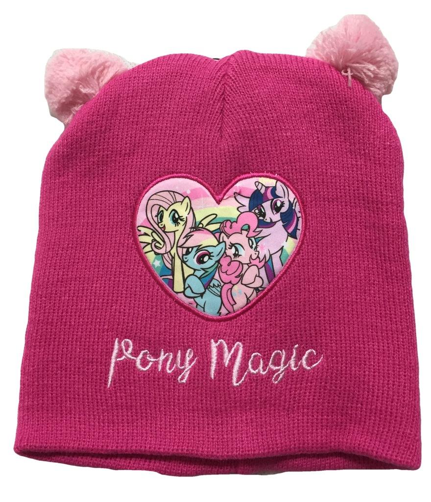 Czapka My Little Pony Licencja 52 Wyprzedaż