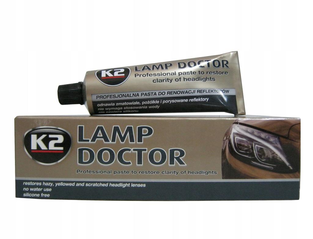 K2 LAMP DOCTOR PASTA DO ODNAWIANIA REFLEKTORÓW 60G