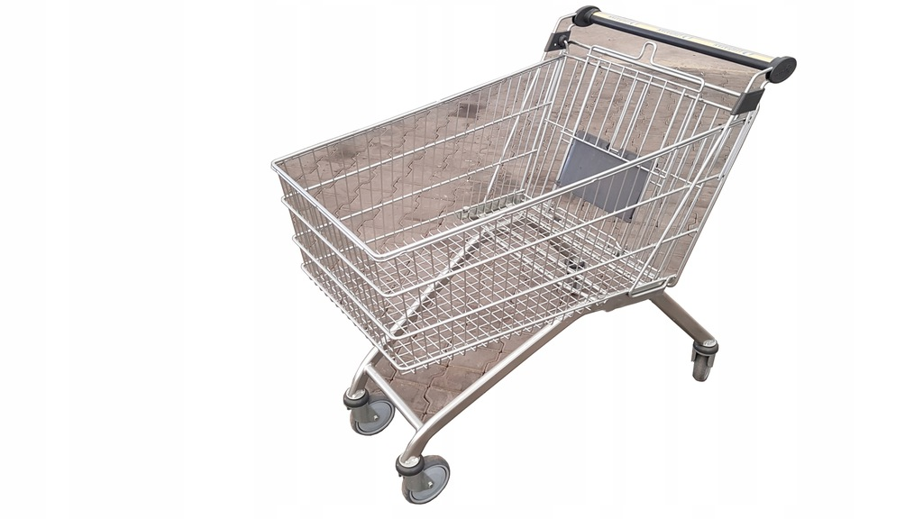 Wózek sklepowy Damix Avant 140L