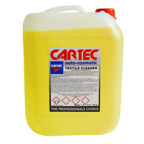 CARTEC Textile Cleaner Płyn do Prania Tapicerki 10