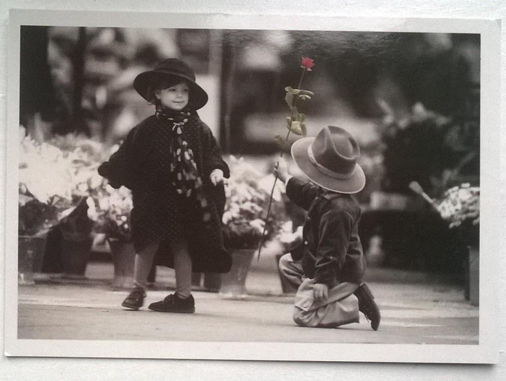Kartka pocztowa pocztówka seria Humor
