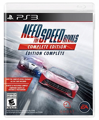Need For Speed Rivals Dodatki Pl Cyfrowa Ps3 7878506427 Oficjalne Archiwum Allegro