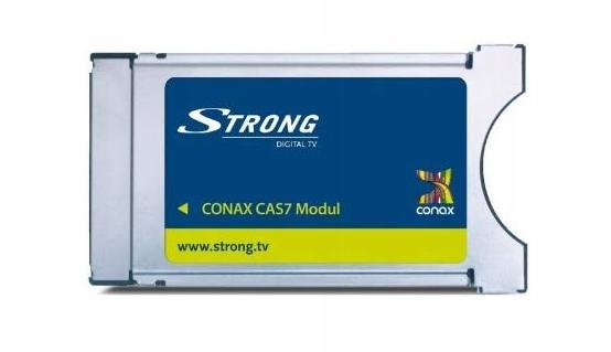 STRONG Moduł CI Conax CAS7 CAM