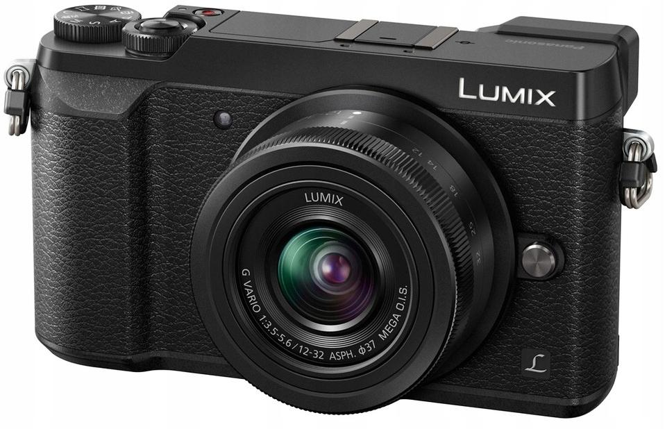 Aparat Panasonic LUMIX DMC-GX80 12-32 PL DYSTR FV