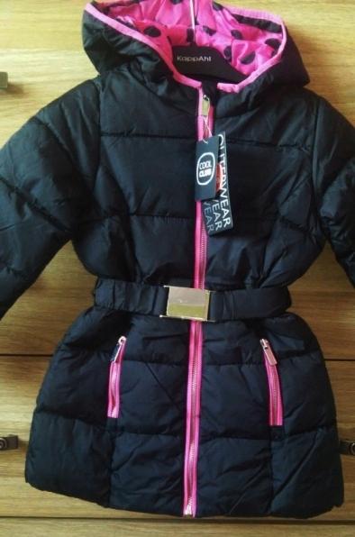 Cool Club płaszczyk zimowy r.104