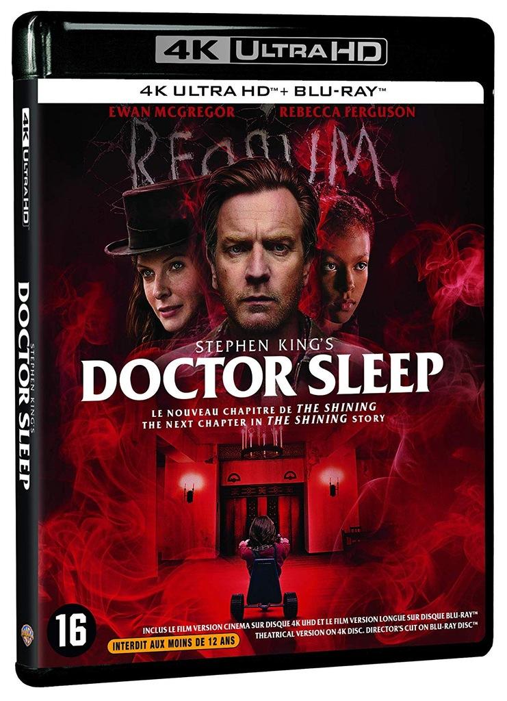 Doctor Sleep (4K UHD Blu-ray) Doktor Sen (PL)
