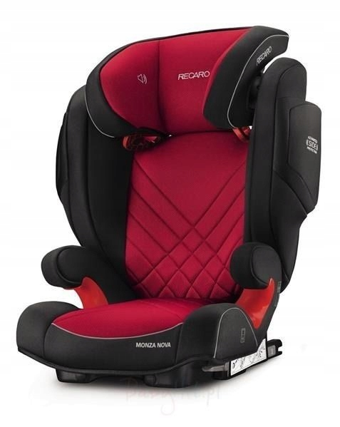 Recaro Monza Nova SeatFix 2