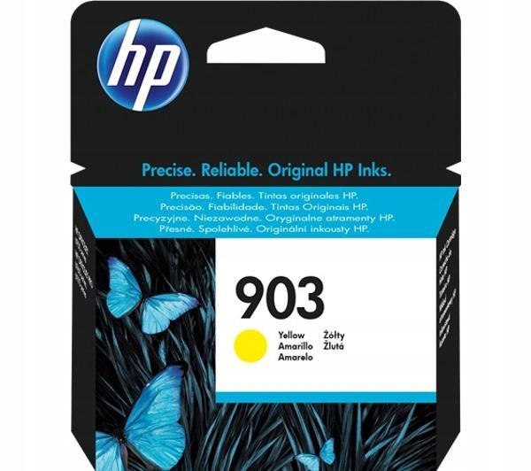 Tusz HP 903 T6L95AE ŻÓŁTY ORYGINAŁ OfficeJet PRO
