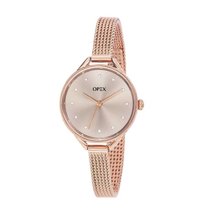 Zegarek damski na bransolecie OPEX X4056MA1