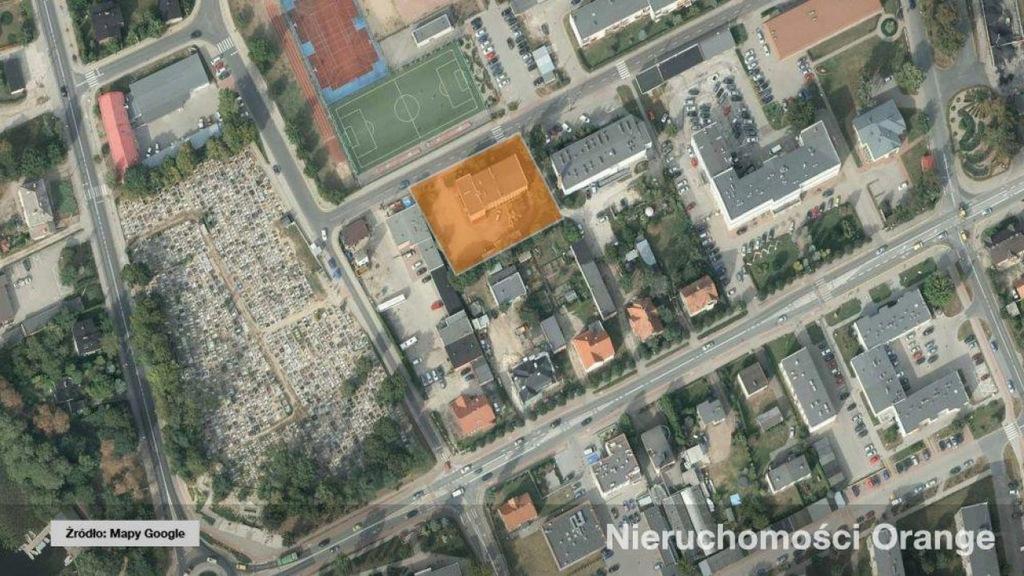 Komercyjne, Sępólno Krajeńskie, 450 m²