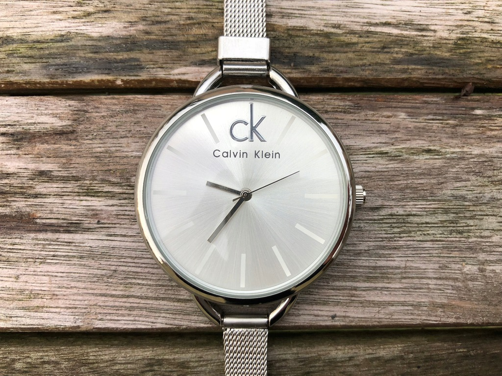 zegarek damski calvin klein k3m23t26
