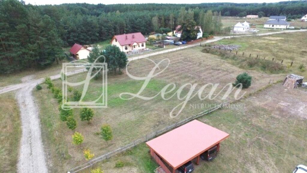 Działka, Rudnica, Krzeszyce (gm.), 1135 m²