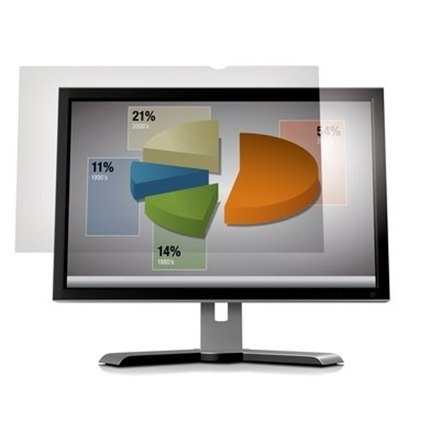 3M AG215W9B Anti-Glare Filter for LCD Monitor