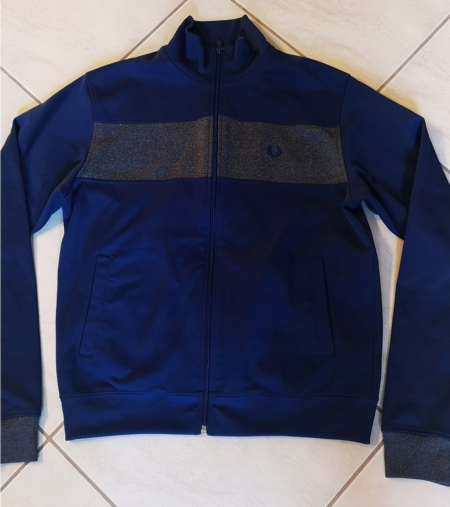 Bluza Fred Perry made in Portugal S / M