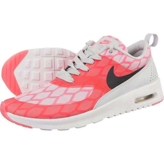DamskieMęskie Nike Air Max Thea SE GS 005 deseń