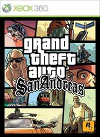Grand Theft Auto San Andreas Xbox 360 Mapa 8706915872 Oficjalne Archiwum Allegro