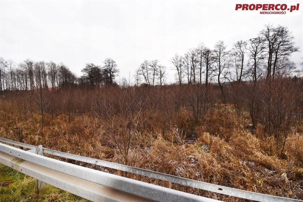 Działka, Czerwona Górka, Łączna (gm.), 2800 m²