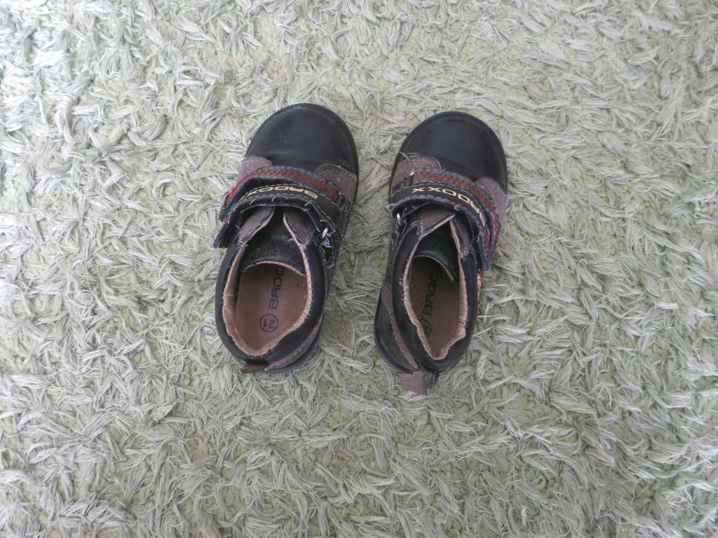 Buty przejściowe badoxx rom 21