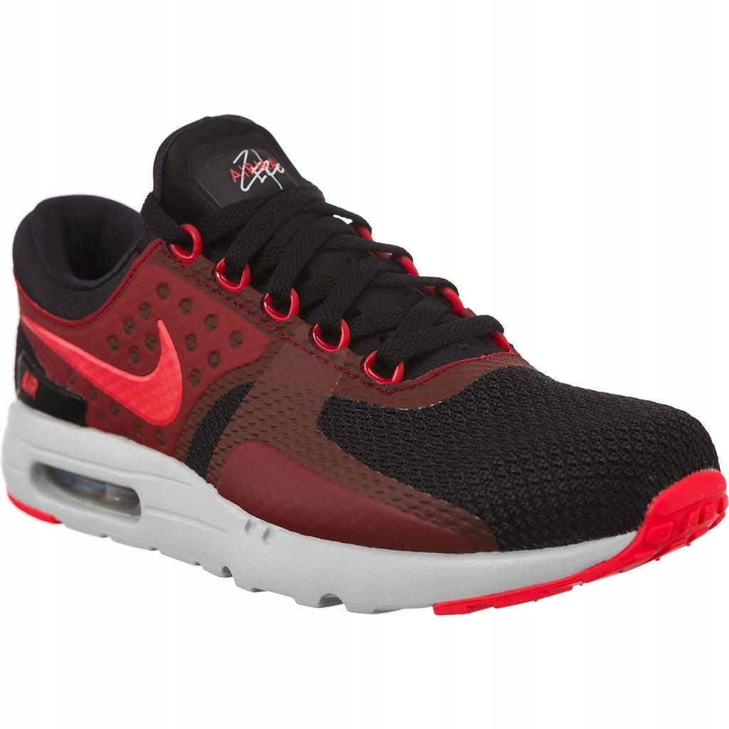 NIKE AIR MAX ZERO ESSENTIAL _43_ M?skie Sneakersy