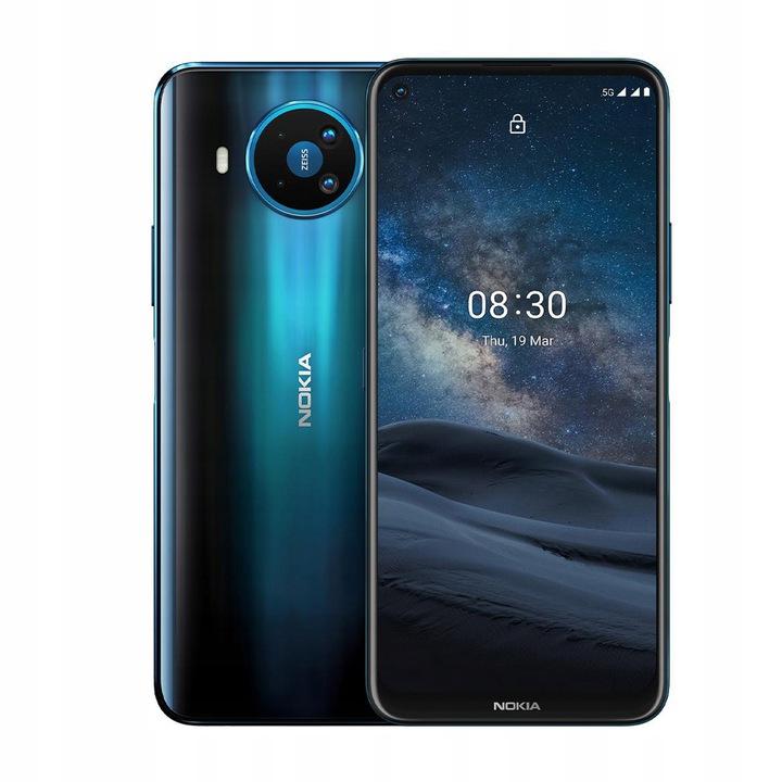 Nokia 8.3 5G 6/64GB Niebieski Blue TA-1243