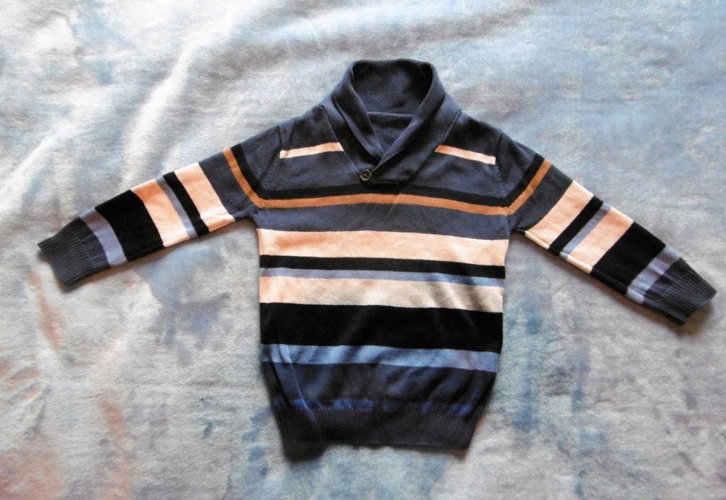 Sweterek chłopiec roz 92 cm
