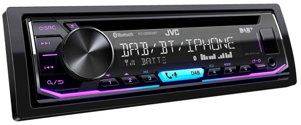 Jvc Kd Db902bt Radio Samochodowe Dab Cd Bluetooth 8228977479 Oficjalne Archiwum Allegro