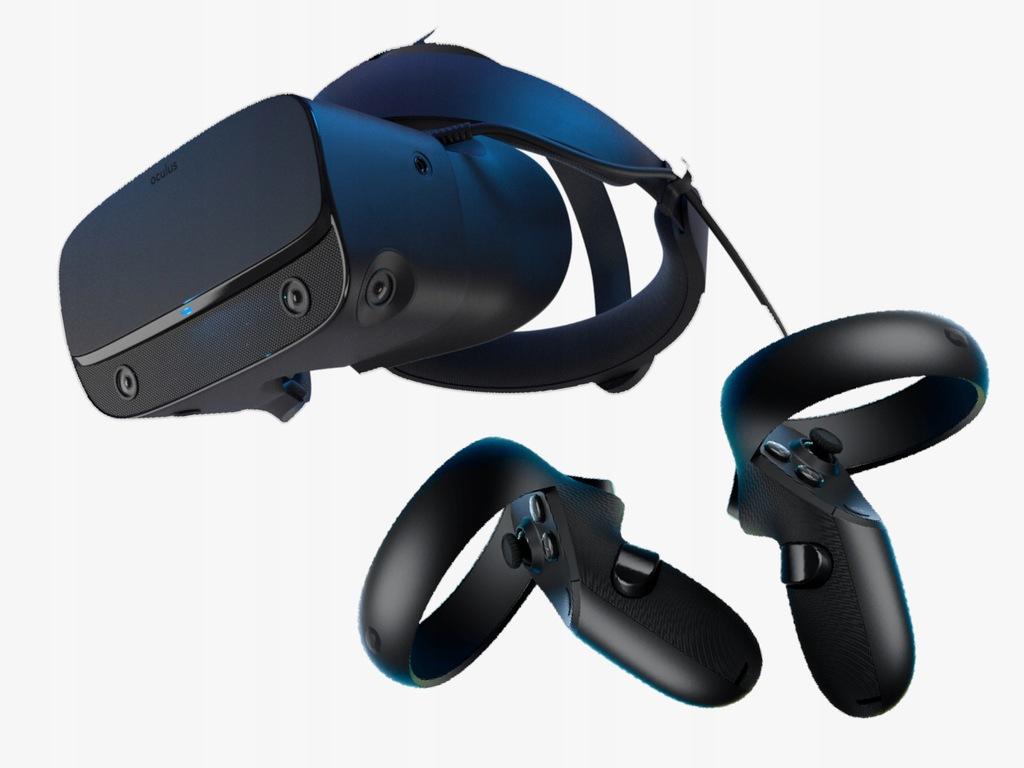Gogle VR OCULUS RIFT S + TOUCH kontrolery