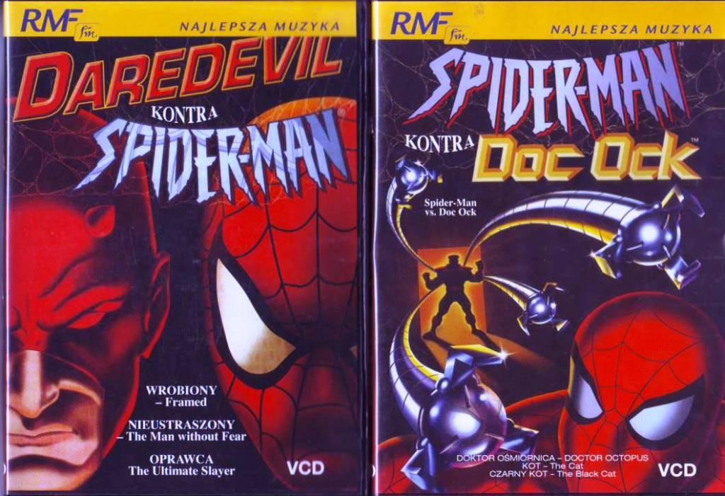 SPIDERMAN Daredevil/DockOck
