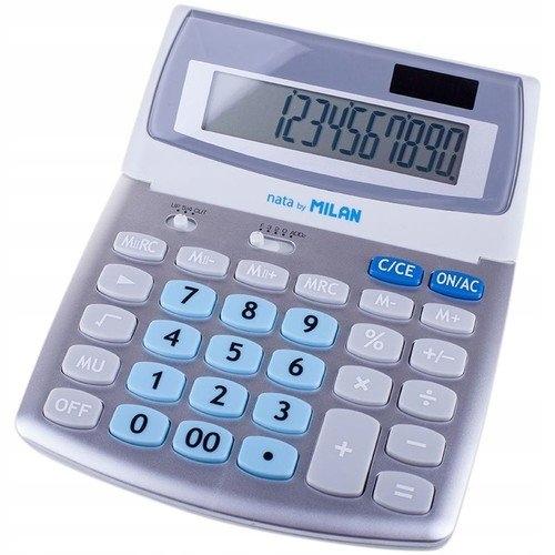 Kalkulator 12 pozycyjny ruchomy wyświetlacz _____