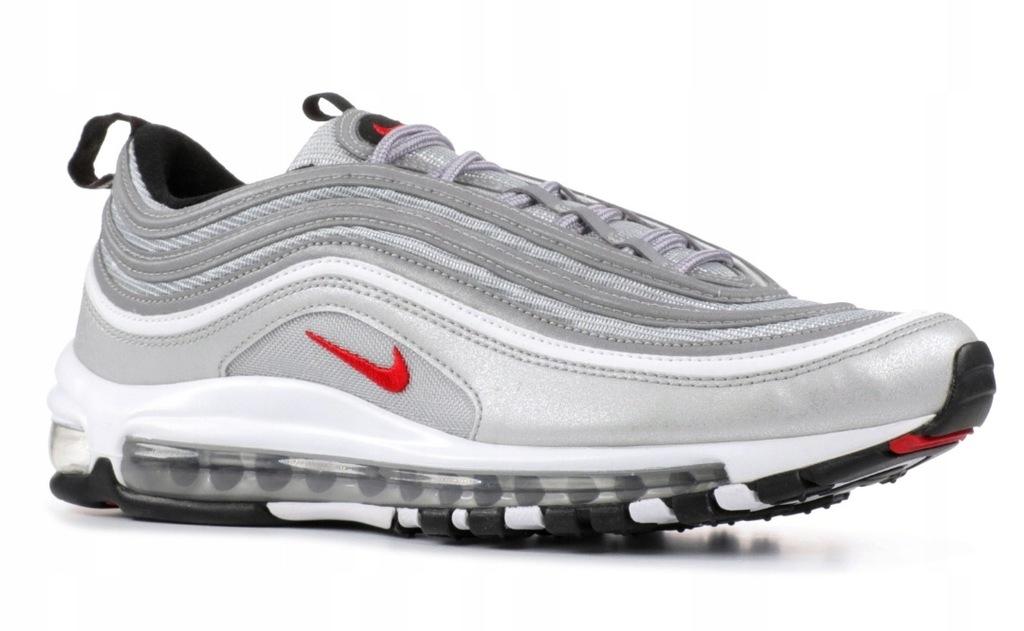Buty Nike air max 97 silwer r 43