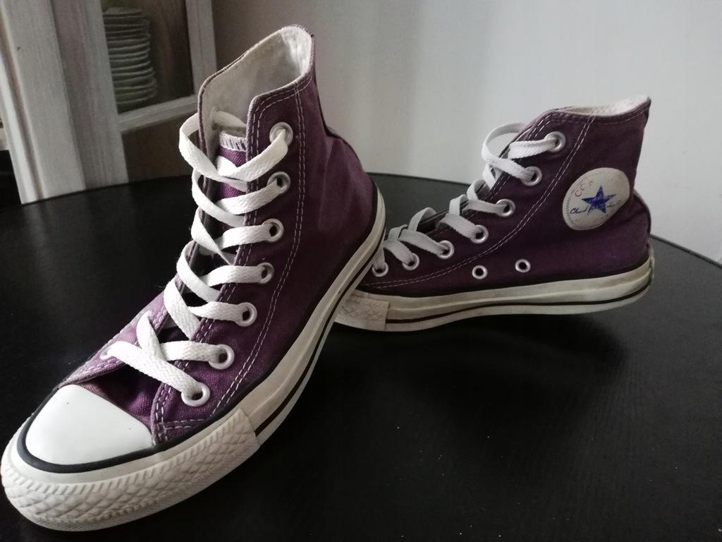 Converse all star r. 35 wkładka 22