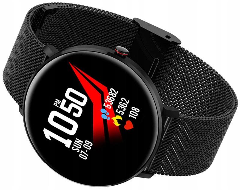 Smartwatch JK Pulsoksymetr, Bluetooth, Krokomierz