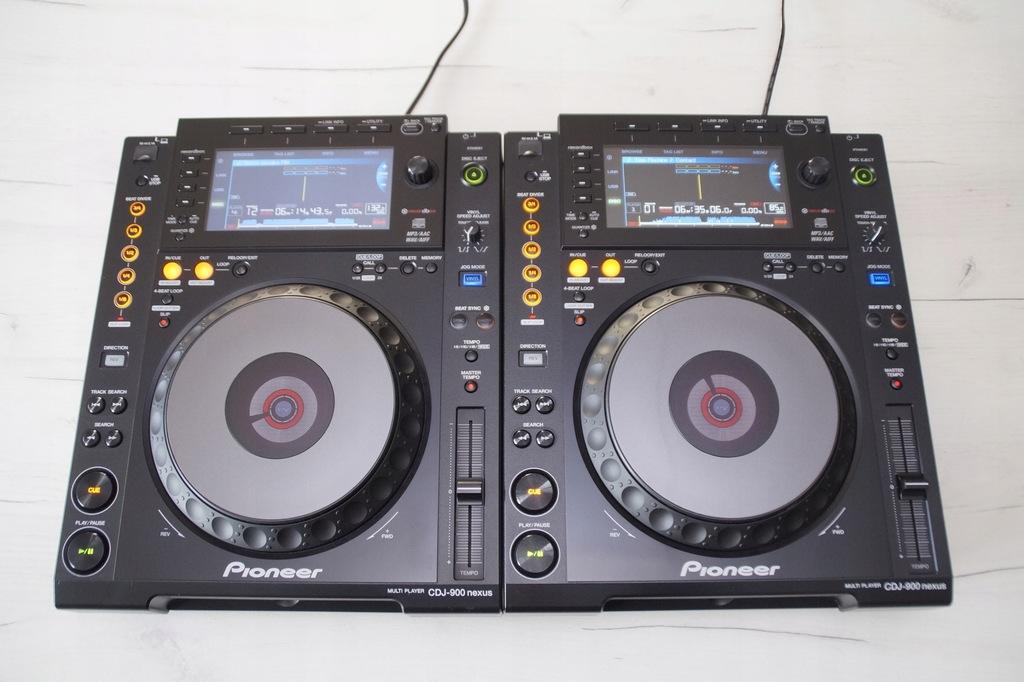2 X PIONEER CDJ 900 nexus Gwarancja 2000