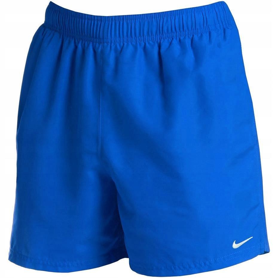 Nike Spodenki kąpielowe męskie Nike niebie NESSA56
