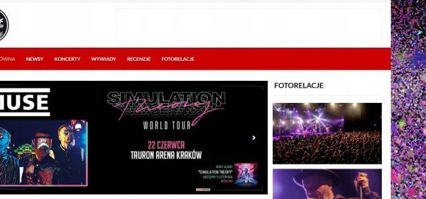 Portal muzyczny www.alemuzyka.pl