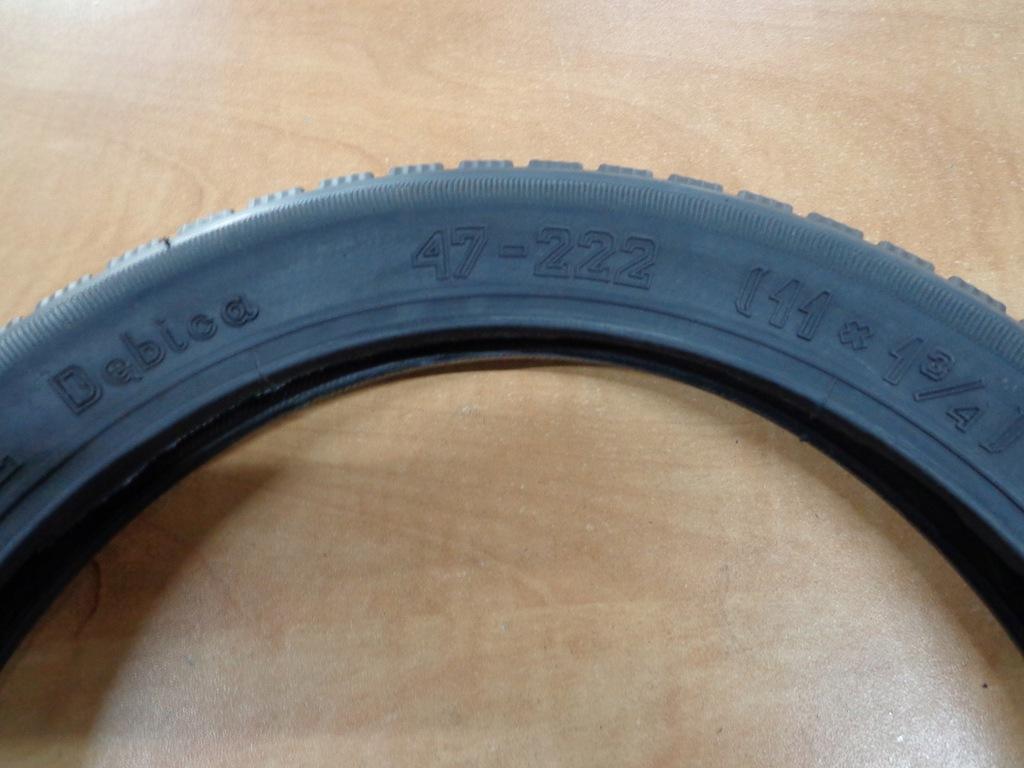 Opona rowerowa STOMIL 11x1 34