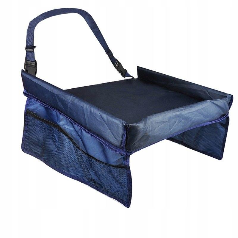 Stolik wodoodporny do fotelika samochodowego