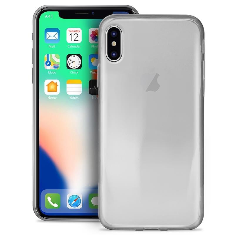 PURO 0.3 Nude - Etui iPhone Xs / X (przezroczysty)