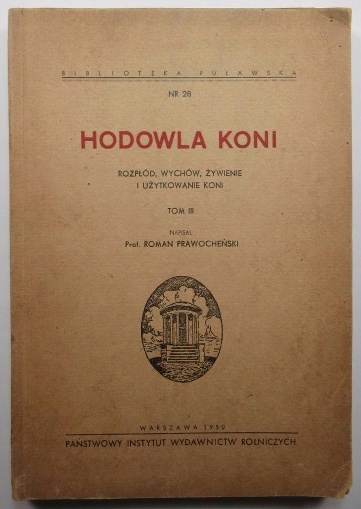 Hodowla koni Tom III, KONIE, AUTOGRAF Prawocheński