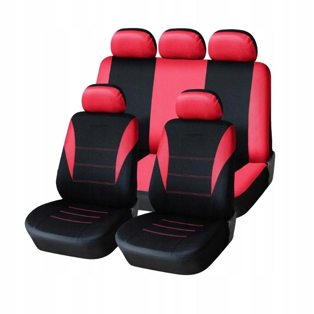 szt. 5 miejsc Pokrowce na siedzenia samochodowe